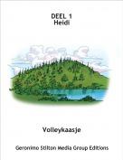 Volleykaasje - DEEL 1 Heidi