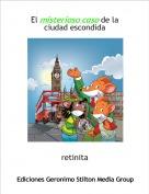 retinita - El misterioso caso de la ciudad escondida