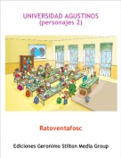 Ratoventafosc - UNIVERSIDAD AGUSTINOS (personajes 2)