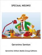 Geronimo Semton - SPECIAAL NIEUWS!