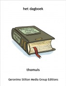 thomuis - het dagboek