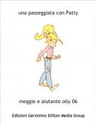meggie e aiutante olly 06 - una passeggiata con Patty