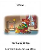 Voetballer Stilton - SPECIAL