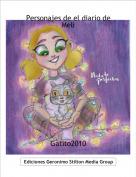 Gatito2010 - Personajes de el diario de Meli