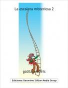gatita arcoiris - La escalera misteriosa 2