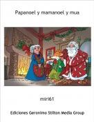 miri61 - Papanoel y mamanoel y mua