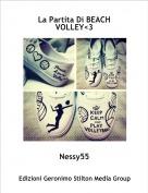 Nessy55 - La Partita Di BEACH VOLLEY<3