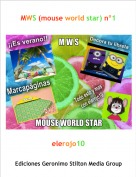 elerojo10 - MWS (mouse world star) nº1