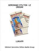 LUKA99 - GERONIMO STILTON  LE ORIGINI