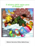 MaryF Leggitutto. - Il mistero delle sette uova di Pasqua!!!