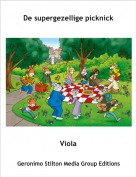 Viola - De supergezellige picknick