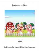 Julia - los tres cerditos