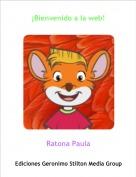 Ratona Paula - ¡Bienvenido a la web!
