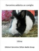 lillina - Geronimo addotta un coniglio