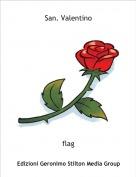 flag - San. Valentino