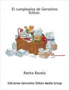 Ratita Ravelo - El cumpleaños de Geronimo Stilton.
