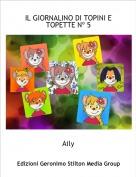Aily - IL GIORNALINO DI TOPINI E TOPETTE Nº 5
