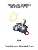 PIER - I PERSONAGGI DEI LIBRI DI GERONIMO STILTON