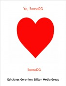 SonsoDG - Yo, SonsoDG