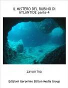 zavorrina - IL MISTERO DEL RUBINO DI ATLANTIDE parte 4