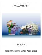 DEBORA - HALLOWEEN!!!