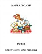 Dalilina - LA GARA DI CUCINA