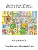 Matty-Stilton02 - Un nuovo arrivo all'Eco del Roditore!2-Il Sarto De Sartoni