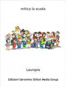 Lauropia - mitica la scuola