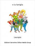 Lauropia - w la famiglia