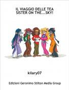 kilary07 - IL VIAGGIO DELLE TEA SISTER ON THE...SKY!
