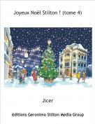 Jicer - Joyeux Noël Stilton ! (tome 4)