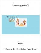 azu¡¡¡ - blue magazine 3
