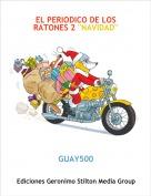 GUAY500 - EL PERIODICO DE LOS RATONES 2 ''NAVIDAD''