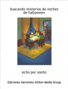 echo por sosito - buscando misterios de noches de halloween