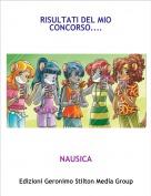 NAUSICA - RISULTATI DEL MIO CONCORSO....