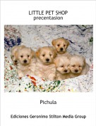 Pichula - LITTLE PET SHOPprecentasion