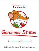 Terratoncita Parmesano - Stilton JuniorsPresentación