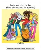 Judith - Revista el club de Tea(Para el concurso de apodito)