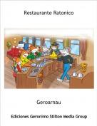 Geroarnau - Restaurante Ratonico