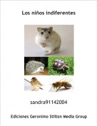 sandra91142004 - Los niños indiferentes