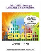 Arenita-----> Ari - ¡Feliz 2015! ¡Participa!-Concursos y más concursos-