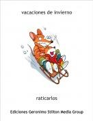 raticarlos - vacaciones de invierno