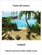 madpad - l'isola del tesoro