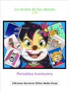 Periodista Aventurera - La revista de los ratones             nº9