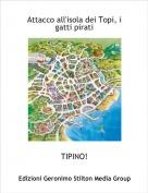 TIPINO! - Attacco all'isola dei Topi, i gatti pirati
