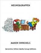 MANON SWINCKELS - NIEUWS&GRAPPEN