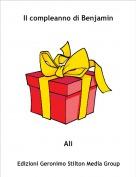 Ali - Il compleanno di Benjamin