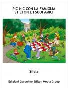 Silvia - PIC-NIC CON LA FAMIGLIA STILTON E I SUOI AMICI