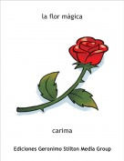 carima - la flor mágica