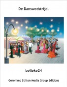 belleke24 - De Danswedstrijd.